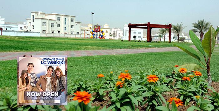 Muscat Municipality reopens public parks, gardens