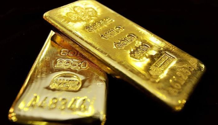 ارتفاع أسعار الذهب إلى أعلى مستوى منذ نحو شهر