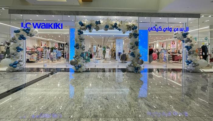 LC Waikiki opens its second store in Mall of Oman with lots of fanfare